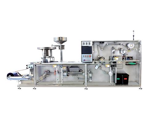 高速全伺服DPH260Q/DPH300Q泡罩包装机