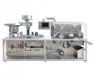 高速DPH300泡罩包装机