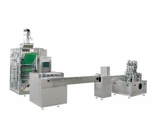 ZH150自动装盒机